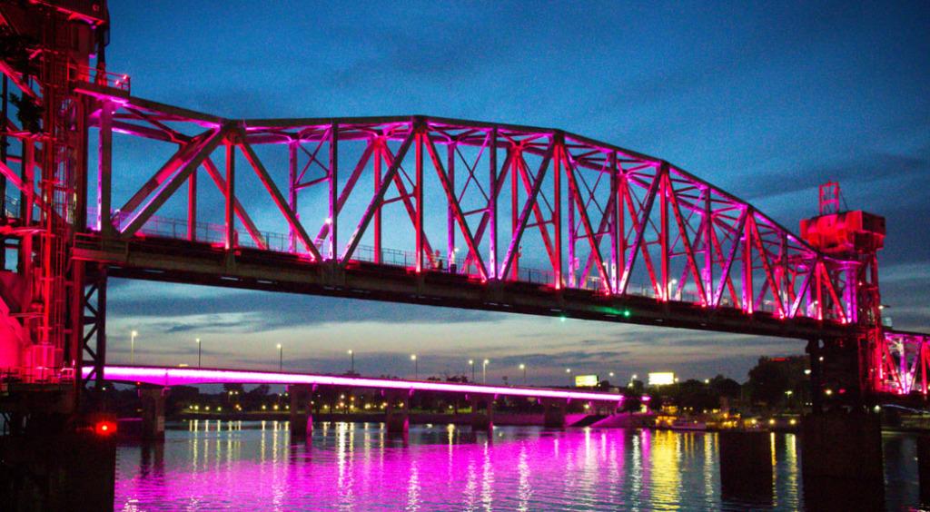 Junction Bridge, Little Rock, Arkansas